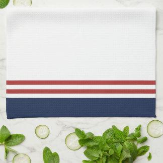 Nautical Monogram Hand Towel