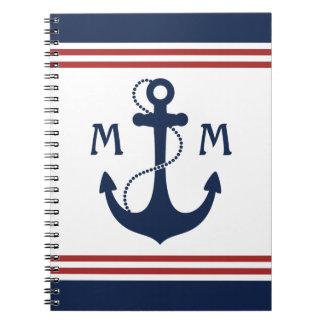 Nautical Monogram Journal