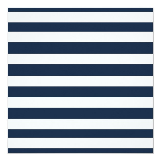 nautical navy ribbon anchor it's a boy baby shower card   zazzle, Baby shower invitations