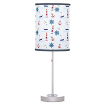 Nautical Nursery Lamp