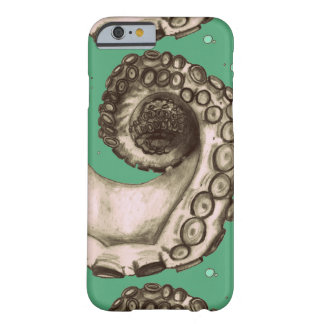 Nautical Octopus Tentacle Tattoo Art iPhone 6 Case