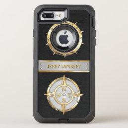Nautical OtterBox Defender iPhone 8 Plus/7 Plus Case