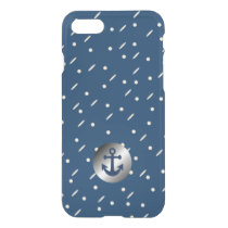 nautical pattern iPhone 7 case