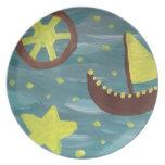Nautical Plate