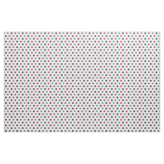 how to send photos from iphone to computer nautical polka dot fabric and blue fabric zazzle 20998