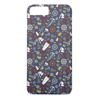 Nautical Print iPhone 7 Plus Case