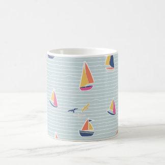 Nautical Print Mug
