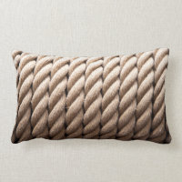 Nautical Rope Pillow