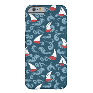 Nautical Sail Boats Phone Case Barely There iPhone 6 Case