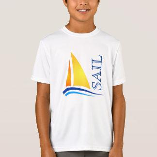 Nautical Sail Modern T-Shirt