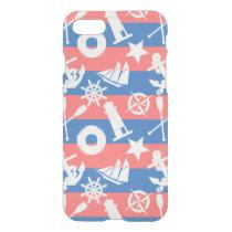 Nautical Sailing Pattern iPhone 7 Case