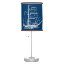 nautical sailing ship boat  pendent lamp
