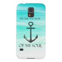 Nautical Samsung Galaxy 5S Case