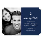 Nautical | Save the Date Photo Card