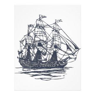 Nautical Ship Flyer