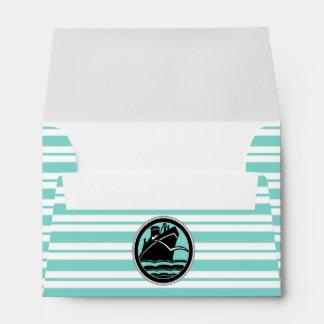 Nautical Theme Printed & Mailing Envelopes | Zazzle