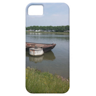 nautical shipping boat buoy, ship rope quay canal iPhone SE/5/5s case