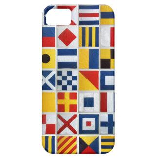 Nautical Signals iPhone SE/5/5s Case