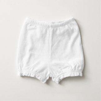 Nautical Sinking Anchor CAPTAIN IN TRAINING Diaper Cover