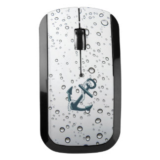Nautical Sinking Anchor Wireless Mouse