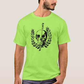 Nautical Skull Logo T T-Shirt