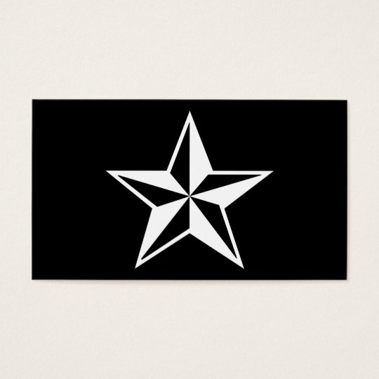 Nautical star business card zazzle nautical star business card reheart Choice Image