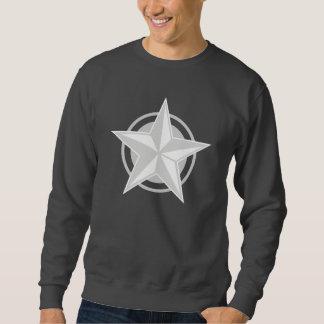 Nautical Star Mens Sweatshirt