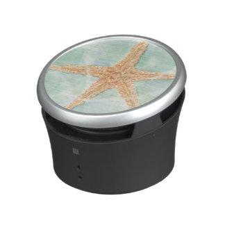 Nautical Starfish in Water Speaker