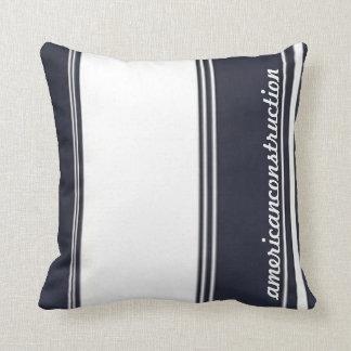 Nautical Stripes Throw Pillows