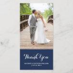 "Nautical   Thank You Photo Card<br><div class=""desc"">&#169;Fine &amp; Dandy Paperie</div>"