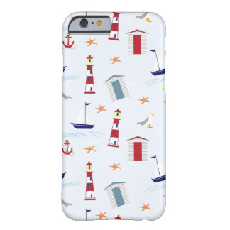 Nautical Theme iPhone 6/6s Barely There iPhone 6 Case