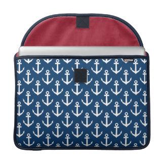 Nautical theme MacBook Pro laptop sleeve | 15 inch Sleeve For MacBooks