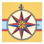 Nautical Theme Party - Yacht, Sailing Club, Marina Custom Invitation