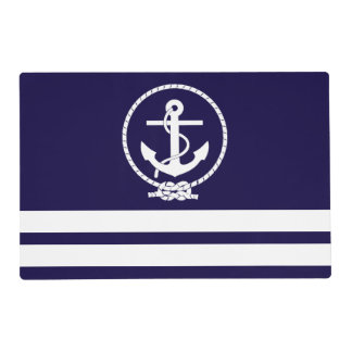 Nautical Theme Placemat