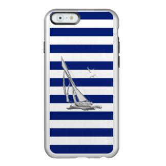 Nautical Theme Sailing Design Incipio Feather Shine iPhone 6 Case