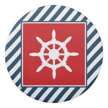 Beach Themed Nautical themed design eraser