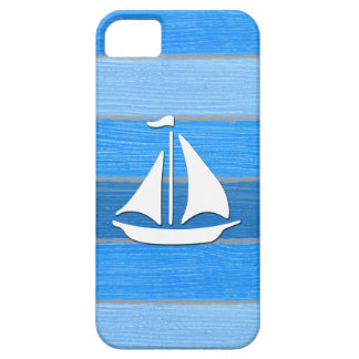Nautical themed design iPhone SE/5/5s case