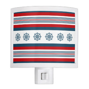 nautical themed night light stained glass nautical themed design night light design for night lights zazzle