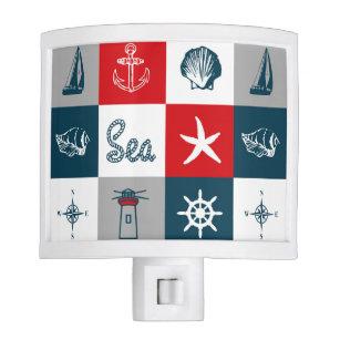 nautical themed night light nautical decor nautical themed design night light design for night lights zazzle