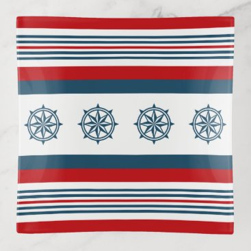 Beach Themed Nautical themed design trinket trays