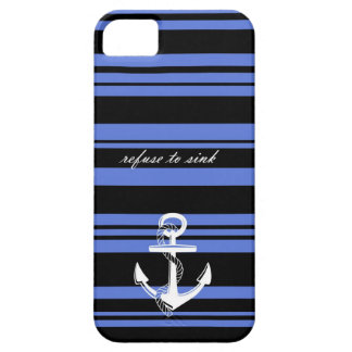 Nautical Themed iPhone 5/5s Case with Quote