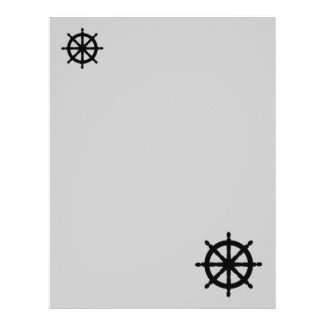Nautical Themed Letterhead or Stationery