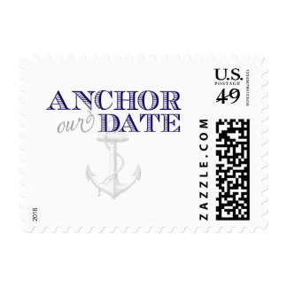 Nautical themed stamps