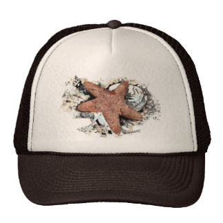 Nautical Themes Trucker Hat