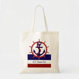 Nautical Tote Bag
