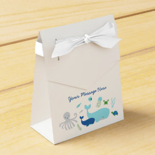 Nautical Themed Baby Shower Favors Packaging Zazzle