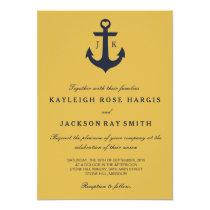 Nautical Wedding Invitations   Wedding
