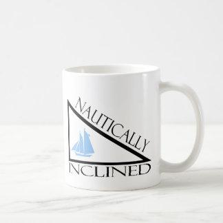 Nautically Inclined Coffee Mug