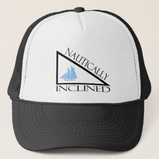 Nautically Inclined Trucker Hat