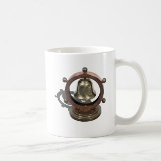 NauticalSteeringWheelBell052712.png Coffee Mug